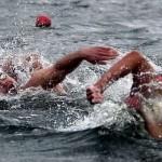 مسابقات شنای آبهای آزاد در رده های سنی آقایان  بالای 14 سال تحت عنوان- جام خزر - جهت توسعه كمي و كيفي شناگران آبهای آزاد برگزار میشود.
