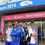 روز سوم شنا بازیهای آسیایی اینچئون با حضور چهار شناگر ایران در دو ماده 50متر آزاد و 200متر قورباغه از ساعت 09:00 به وقت محلی (03:30 بامداد) آغاز می شود.