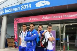 چهار شناگر جوان ایران از فردا در آبهای اینچئون