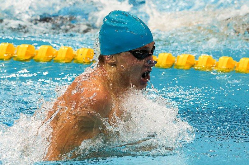عکس شناگران ایران در بازی های آسیایی اینچئون