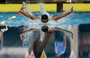پیشتازی موج های آبی مشهد در قهرمانی شنای باشگاههای کشور