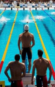 چه کسانی رکورد شنای تیمی دنیا را در اختیار دارند؟
