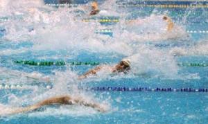 نتایج روز نخست رقابت های شنا قهرمانی کشور