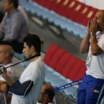 شناگر پروانه روی ایران که در جریان مسابقه امروز قدری احساس درد می کرد بعد از مراجعه به پزشک شش هفته استراحت گرفت.
