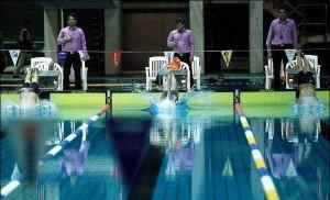 جابجایی چهار رکورد در سومین مرحله لیگ شنا