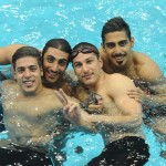 قهرمان سابق تیم ملی شنای ایران گفت:  با توجه به تمرینات و اردوهایی که تیم ملی شنا برای حضور در بازی های آسیایی داشت، نتیجه خوبی را کسب کرد و خیلی خوب به حریفان آسیایی نزدیک شد.