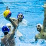 هفته سوم رقابت های لیگ برتر واترپلو گروه  A (عکاس برنا قاسمی) مسابقه دو تیم نفت امیدیه - دانشگاه آزاد