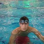 مهدی انصاری در ماده 50 متر آزاد مسابقات بین المللی دبی با زمان 23:91 به فینال راه یافت.