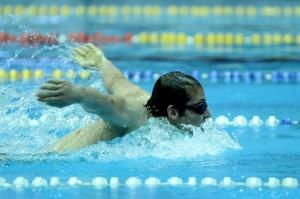 پایان روز نخست مرحله سوم لیگ شنا