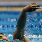 مرحله پایانی لیگ شنا (عکاس: احمد معینی جم) سری ۲ سرزمین موج های آبی مشهد فاتح یازدهمین دوره رقابت های قهرمانی شنا باشگاه های کشور شد.