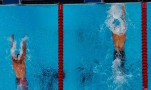 اردوی تیم ملی شنای کویت در تهران