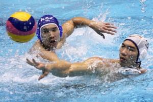 طلای واترپلو بازی های آسیایی به قزاقستان رسید