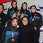 مسابقات مسافت کوتاه شنای بانوان در رده سنی بالای 15 سال با قهرمانی استان فارس به پایان رسید.