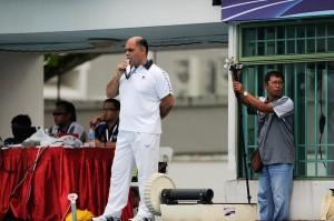 اعزام غفوری، نماینده داوری واترپلو ایران به مسابقات قهرمانی جهان