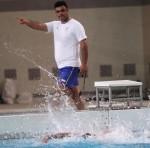 سرمربی تیم ملی واترپلو ساحلی ایران پس از کسب مقام نایب قهرمانی در بازی های ساحلی آسیایی تایلند از امیدواریش برای راهاندازی لیگ واترپلوی ساحلی در ایران سخن گفت.
