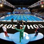 یکشنبه (16 آذر) رقابت های پنج روزه شنای مسافت کوتاه جهانی دوحه به پایان رسید و تیم های برزیل، مجارستان و هلند اول تا سوم شدند.