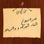با حکمی از سوی محسن رضوانی، شهرام کمال زاده به سمت سرپرست هیئت شنای استان فارس منصوب شد.