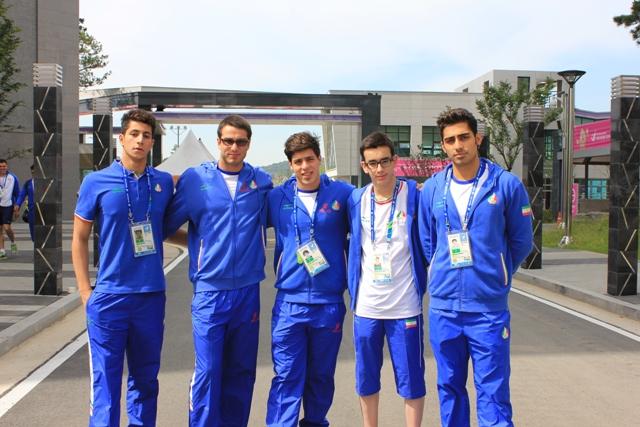 پنجمین مرحله اردوی تدارکاتی تیم ملی شنا به منظور آمادگی هر چه بهتر از تاریخ 11 تا 29 بهمن در تهران و کویت برگزار می شود.