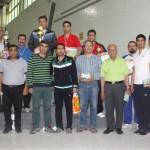 مسابقات لیگ شنای شیراز رده سنی زیر 14 سال با قهرمانی تیم باشگاه یادگار امام (ره)به پایان رسید.