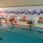 جشنواره شنا و سلامت استخرهای تهران و توابع تهران گرامیداشت دهه مبارکه فجر در رده سنی 7 تا 12 سال برگزار شد.