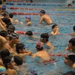 در ادامه برگزاری جشنواره سراسری شنا و سلامت در سطح کشور، استان تهران در ایام دهه مبارک فجر  یک دوره مسابقه برای پسران شناگر زیر ۱۲ سال برگزار می کند.