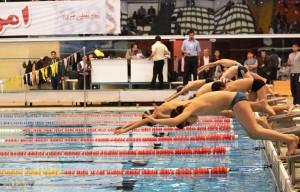 نتایج کامل سومین جشنواره شنا و سلامت استان تهران
