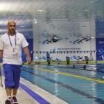 مربی تیم ملی شنا ایران بعد از مسابقات جهانی دوحه گفت: با توجه به امکاناتی که در کشور داریم از نتایج راضی هستم زیرا شرایط ورزش شنا ویژه است و به قول معروف تا به قله نروید، آن را درک نمی کنید.