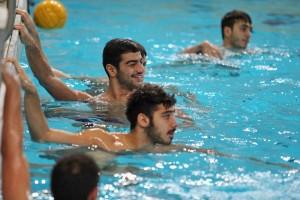 تیم ملی واترپلو جوانان با نام آینده سازان در لیگ دسته یک به آب می زند