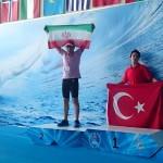 تیم شنای پسران رده سنی 12-11 سال ایران، بامداد فردا (یکشنبه) برای حضور در مسابقات بین المللی جام کودک رومی به ترکیه پرواز میکند.