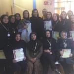مسابقات شنا گرامیداشت مقام زن در استخر بین المللی انقلاب شیراز برگزار شد.