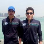 رقابتهای بین المللی آبهای آزاد دبی صبح سهشنبه(18 فروردین 1394) به پایان رسید و سجاد فرشچی نشان برنز رده سنی 17 تا 29 سال را کسب کرد.