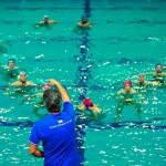 سیزده ملی پوش واترپلو در فاصله چهار روز تا مسابقات توسعه جهانی تمرین سبک و با نشاطی را پشت سر گذاشتند.