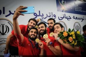 گزارش تصویری/ بازی فینال ایران و جشن قهرمانی