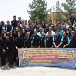 کلینیک تخصصی مربیان شناگران برتر رده سنی نوجوانان کشور (آیندهسازان) به میزبانی شهرستان مبارکه روز گذشته (جمعه) در استان اصفهان به پایان رسید.