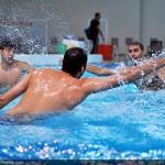 ملی پوشان واترپلو ایران در آستانه رقابت های توسعه جهانی به مصاف مالت رفتند.