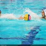 در روز سوم مسابقات توسعه جهانی واترپلو چهار بازی برگزار شد.
