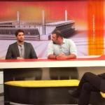 دو بازیکن ارزشمند تیم ملی واترپلو ایران در برنامه زنده میدان شبکه ورزش حضور یافتند و به بحث و تبادل نظر درباره مسابقات توسعه جهانی پرداختند.
