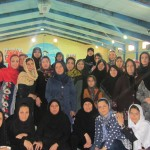 """سومین جشنواره شنای"""" مادران سالم"""" به میزبانی هیئت شنا،شیرجه و واترپلو استان یزد  برگزار شد."""