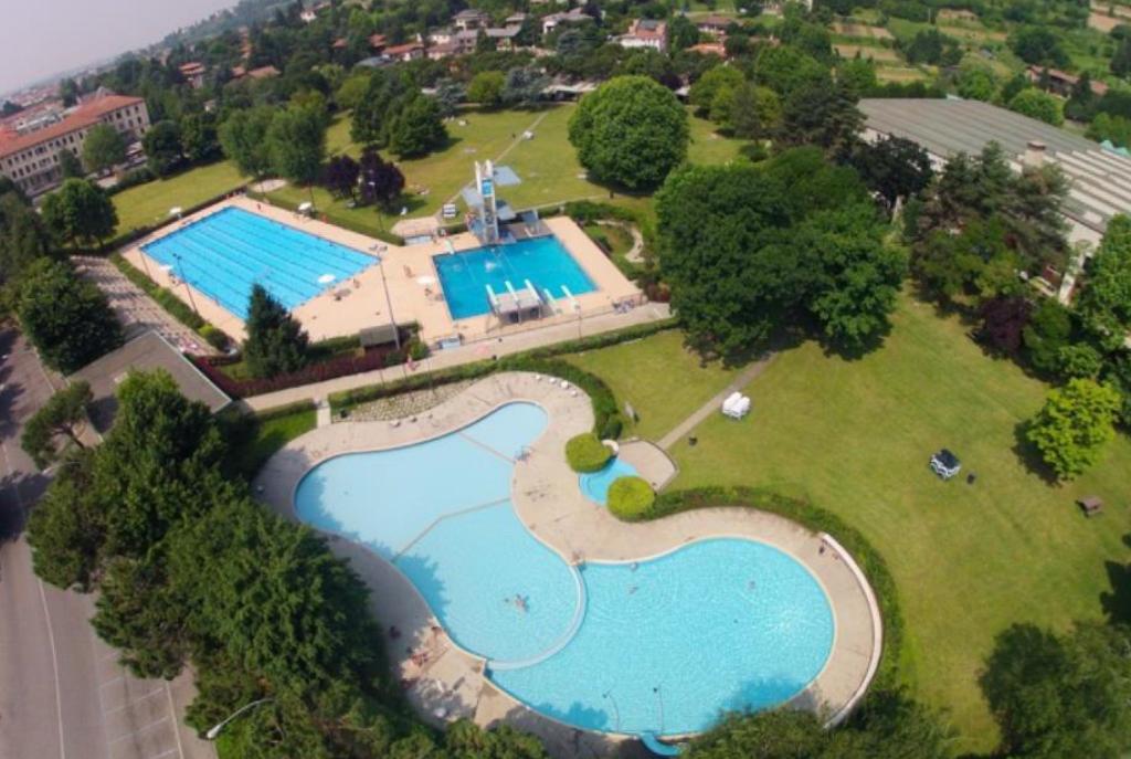 Italcementi Swimming Complex