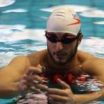 جمال چاوشی فر نماینده شنای ایران در روز دوم مسابقات شنا قهرمانی جهان فینا (کازان 2015) از صعود به مرحله نیمه نهایی ماده 100متر کرال پشت بازماند.