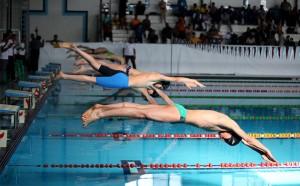 مسابقات شنا جام زنده رود اصفهان به پایان رسید