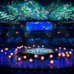 شانزدهمین دوره مسابقات جهانی فینا عصر دیروز (جمعه) در کازان (روسیه) به طور رسمی افتتاح شد.