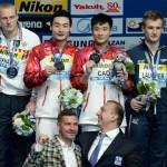 روز پنجم مسابقات جهانی فینا (کازان 2015) با تقسیم سکوهای نخست بین چین، ایتالیا و فرانسه به پایان رسید.
