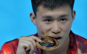 دو طلای دیگر برای چینی ها در پایان روز چهارم