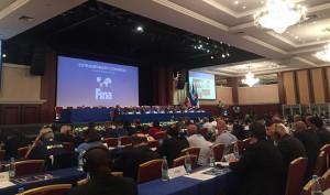 رضوانی در کنگره جهانی فینا شرکت کرد