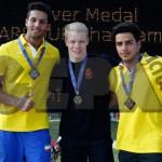 شیرجه روهای ایران در روز نخست رقابت های بین المللی اتریش با پرش از تخته یک متر موفق به کسب 2 مدال نقره و برنز شدند.