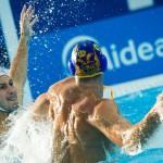 در سومین روز از سی و دومین دوره مسابقات واترپلو قهرمانی اروپا در بلگراد، مونتنگرو مدعی برابر تیم خوب اسپانیا به تساوی رضایت داد.