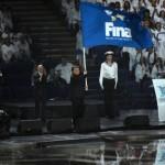 شانزدهمین دوره مسابقات قهرمانی جهان فینا به میزبانی کازان روسیه، دیشب (یکشنبه) با قهرمانی چین و برگزاری مراسم اختتامیه رسما به پایان رسید.