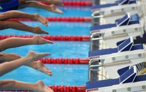 مسابقات شنای مسافت کوتاه رده های سنی بالای  15 سال