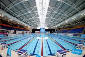 رکورد شکنی دختران تهرانی در جام شنای زرین